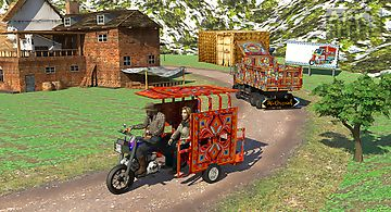 Chingchi rickshaw simulator