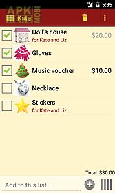 gift list for android free download at apk here store apkhere mobi