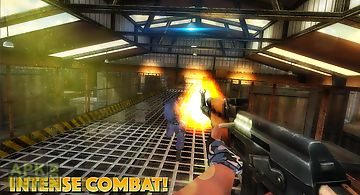 Gun shooter 3d - world war ii