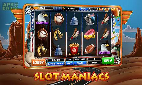 slot maniacs world