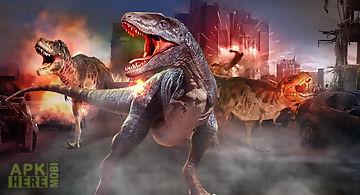 Big dinosaur simulator: hunter