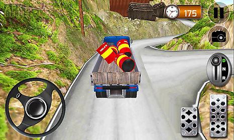 hill climb truck