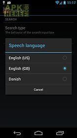 offline english danish dict.
