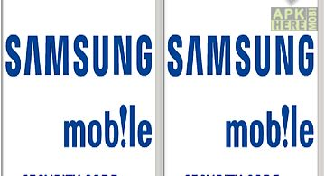 Samsung code