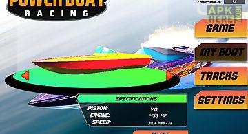 Super crazy powerboat racing3d
