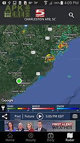 wcsc live 5 weather