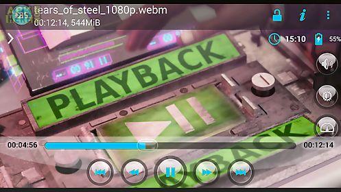 bsplayer armv7 vfp cpu support