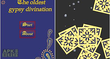 The oldest gypsy divination