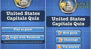 United states capitals quiz free