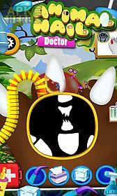 animal nail doctor - kids game
