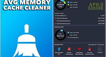 Avg memory cache cleaner