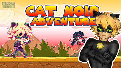 cat noir miraculous adventure