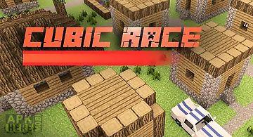 Cubic race