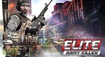 Elite: army killer