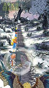 final run: snow temple