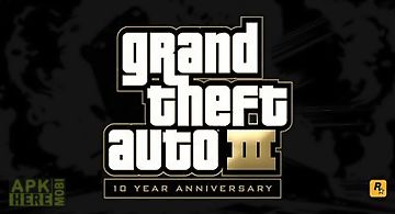 Grand theft auto iii v1.6