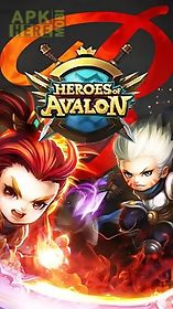 heroes of avalon: 3d mmorpg