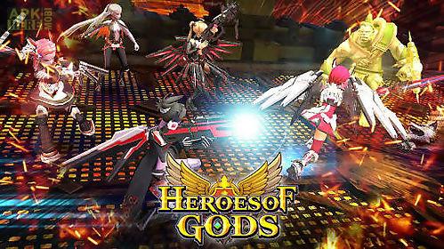 heroes of gods