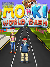 mo n ki world dash