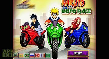 Moto race naruto
