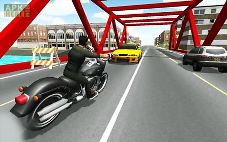moto racer 3d hd