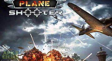 Plane shooter 3d: war game