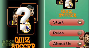 Soccer logos quiz football