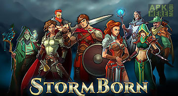 Storm born: war of legends