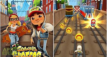 Subway surfers: world tour mosco..