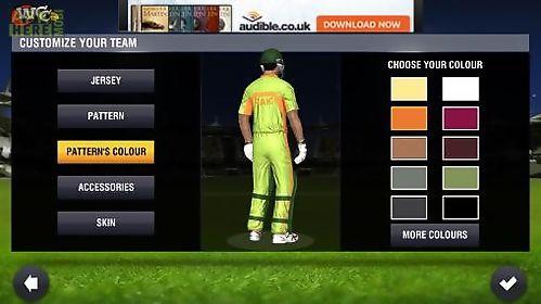 champion cricket games