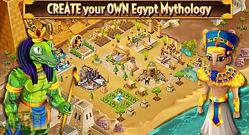 Age of pyramids: ancient egypt