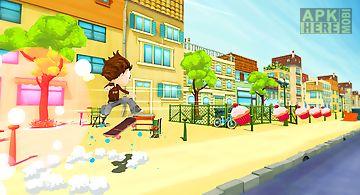 Angelo - skate away