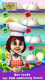 chef story: free match 3 games