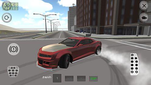 extreme drift car