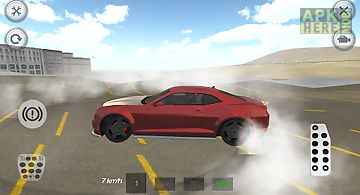 Extreme drift car