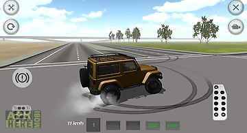 Extreme offroad simulator 3d