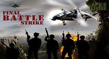 Final battle strike fps 3d