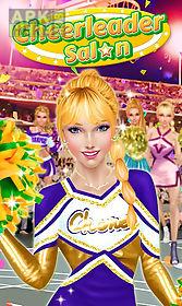 high school cheerleader salon