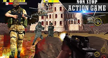 Lone sniper army shooter 3d