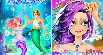Magic mermaid salon