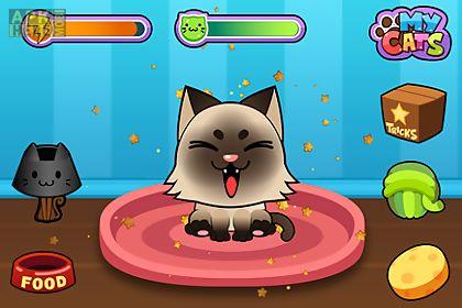 my virtual cat - cute kittens