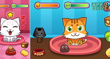 My virtual cat - cute kittens
