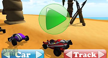 Offroad cart rally 3d