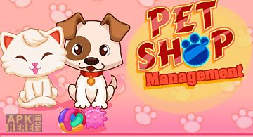 Pet shop management