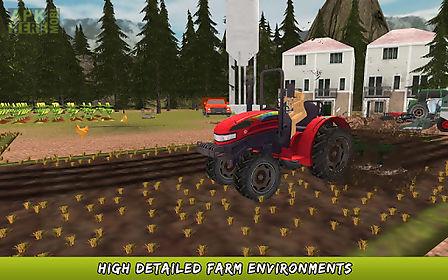 professional world farmer