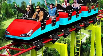Roller coaster rush simulator