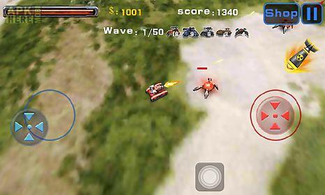 tank world war 3d