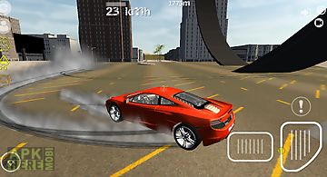 Turbo gt car simulator 3d