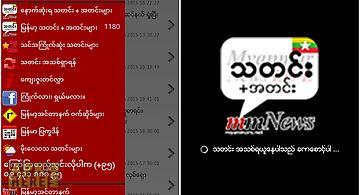 Myanmar news live