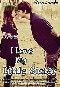 novel i love my little sister